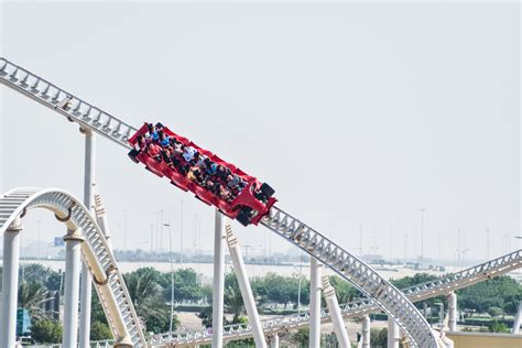 Turbo track is the fourth roller coaster to open at ferrari world in abu dhabi and is an intamin sneaking my gopro on the fastest roller coaster in the world, the formula rossa at ferrari world! 360º VR tech brings Abu Dhabi's tourism destinations to life
