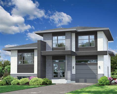 modern split level house plans split level contemporary house plan 80779pm architectural designs house plans