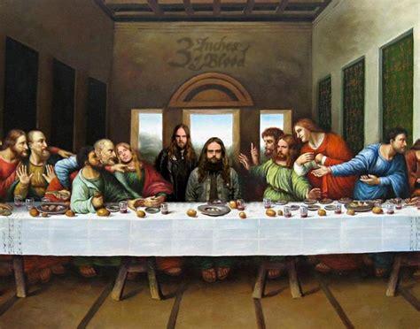 Last Supper Meme - image 272654 the last supper parodies know your meme