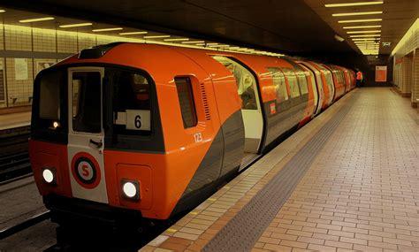 glasgow subway rolling stock wikipedia