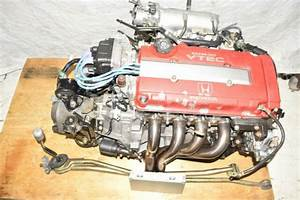 Jdm 98 Spec Acura Integra B18c Type R Dc2 Engine Feel U0026 39 S