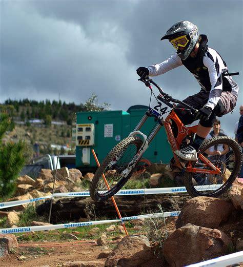 downhill mountain biking wikipedia