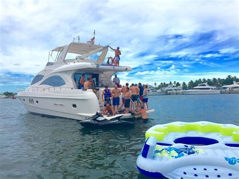 Ski Boat Yacht by Miami Boat Rentals South Florida Yacht Charters