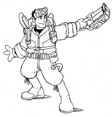 ghostbusters van coloring page  sketch coloring page