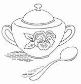 Para Tela Dibujos Coloring Embroidery Bordado Pintar Patterns Sugar Flickr Bordar Flores Poppins Mary Bordados Maria Quilt Final Bowls Tipos sketch template