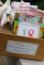 Geschenk 18 Geburtstag Beste Freundin : polly kreativ s e 18 stampin up so viele jahre geschenk zum 18 geburtstag diy by ~ Frokenaadalensverden.com Haus und Dekorationen