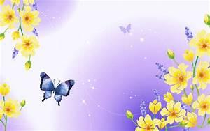 Elegant Flower for PowerPoint Backgrounds | PPT ...