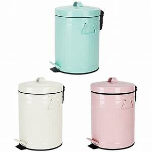 Bathroom, Trash, Can, With, Lid, Trash, Can, For, Bedroom, Office, Suitable, For, Bathy7w8