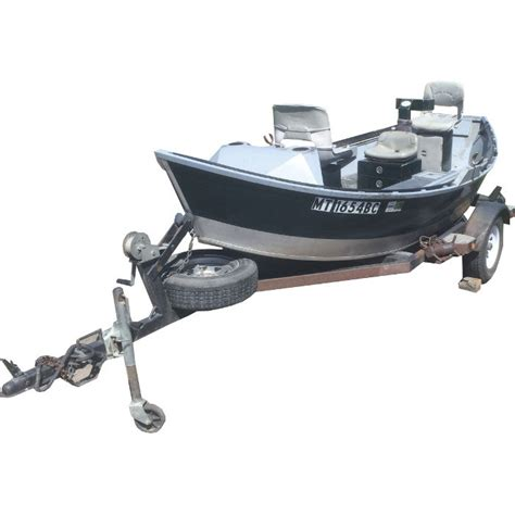 Drift Boats For Sale Bozeman Mt by Hyde Aluminum Drift Boat Big Boys Toys Outdoor Rentals
