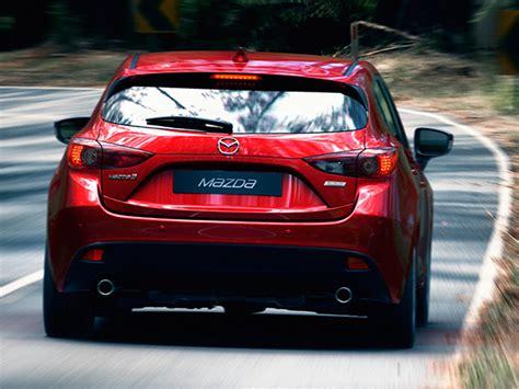 Diviértete Con El Nuevo Mazda 3
