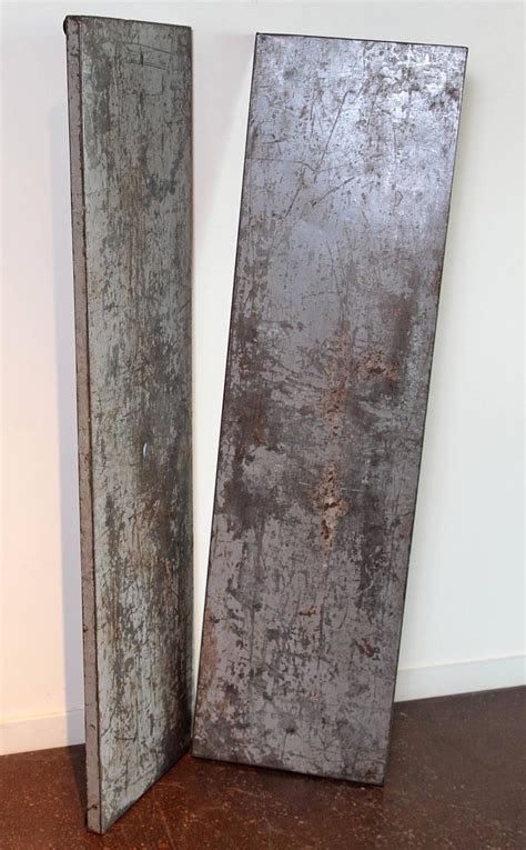 vintage architectural metal wall decor panels for sale at 1stdibs