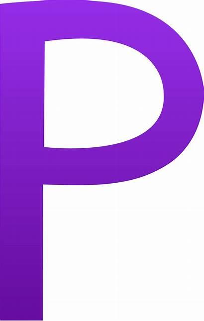Letter Clipart Alphabet Clip Letters Violet Bubble