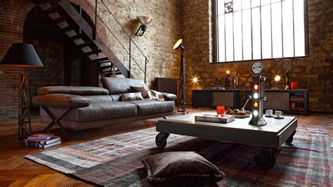 industrial interiors home decor industrial style 26 ideas for your home