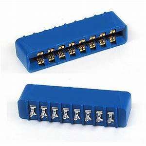 12 Pack Edge Connector For Circuitron Tortoise Switch
