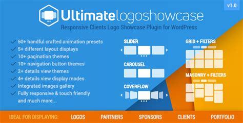 ultimate logo showcase full responsive clients logo