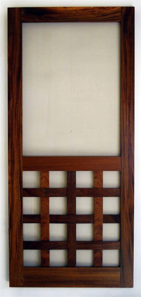 wooden screen doors screen doors to make your home green and ecofriend