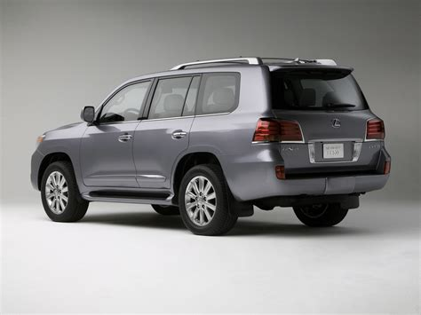 Lexus Lx Photo by 2010 Lexus Lx 570 Price Photos Reviews Features