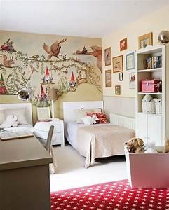 Leuchtsterne Für Kinderzimmer : kinderzimmer f r zwei m dchen ~ Michelbontemps.com Haus und Dekorationen