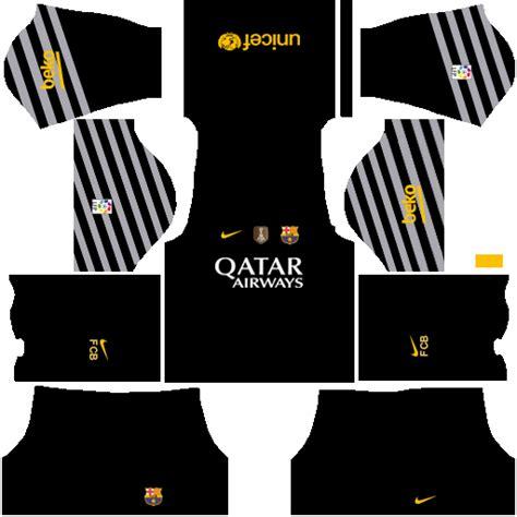 FC Barcelona 2018-2019 Kit - Dream League Soccer