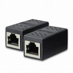 Lan Kabel Verteiler : rj45 splitter adapter verl ngerung netzwerk lan kupplung patch kabel verbinder ebay ~ Orissabook.com Haus und Dekorationen