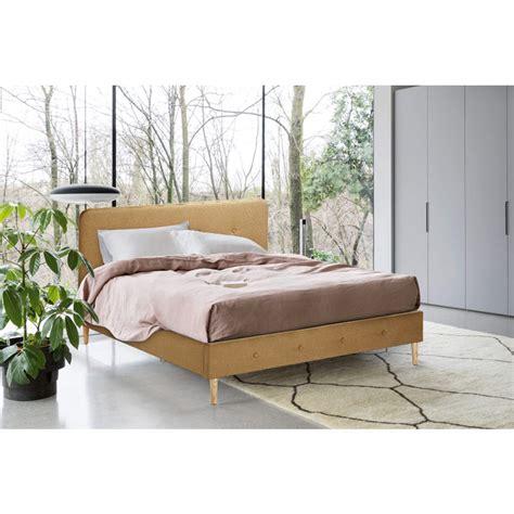 Il letto contenitore è funzionale alla perfetta organizzazione della biancheria da letto e del cambio di stagione. Letto Matrimoniale Nordico tessuto e legno 160x190 FRIBORG KING | eBay
