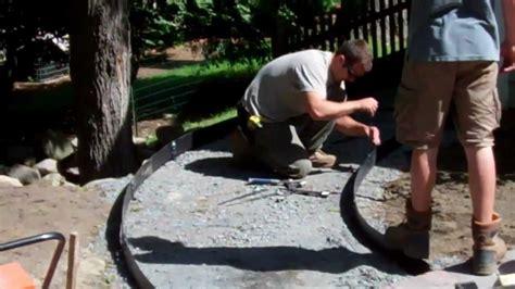 building walkway how to build a walkway