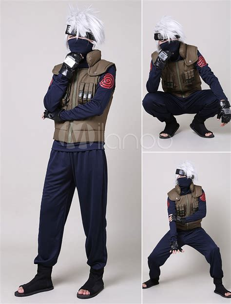 Milanoo.com   Buy Cheap Naruto Anime Cosplay Costume Halloween Costume Online   Milanoo.com
