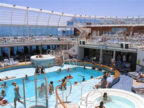 Tamara Clarkes Travel Blog Common Cruise Ship Amenities
