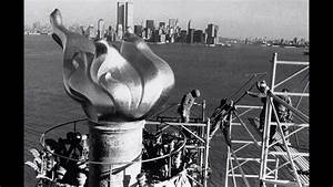 Making Of The Statue Of Liberty Youtube