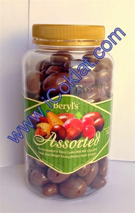beryls assorted chocolate