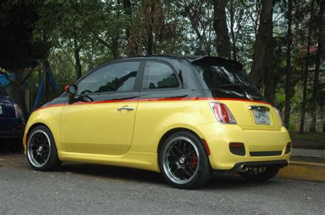 Fiat 500 Modification by Alfred R 2012 Fiat 500 Specs Photos Modification Info At