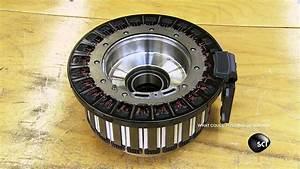 Porsche 918 Spyder Electric Engine Manufacturing 720p