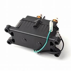 12v Solenoid Relay Contactor  U0026 Winch Rocker Thumb Switch