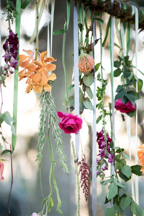 fall indie chic wedding ideas florals arch  wedding