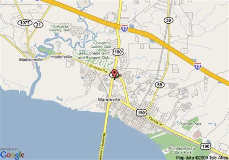 Map of Oakwood At Bontanica, Mandeville