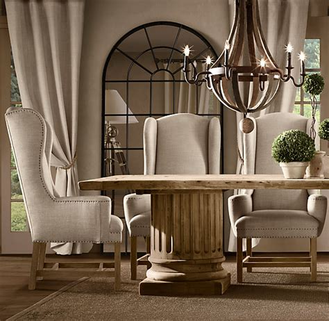 stylish upholstered dining chairs  easy design