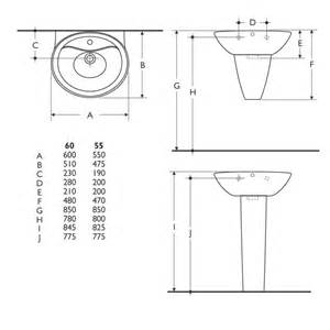 Wall Mounted Bathroom Faucet Height by Ideal Standard Purity Bathroom Suite