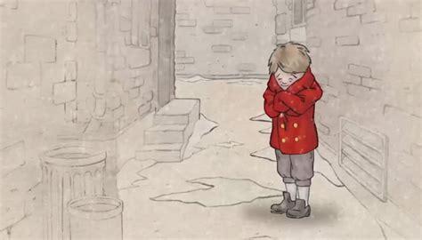 добрый мультфильм о простом и очень искреннем поступке