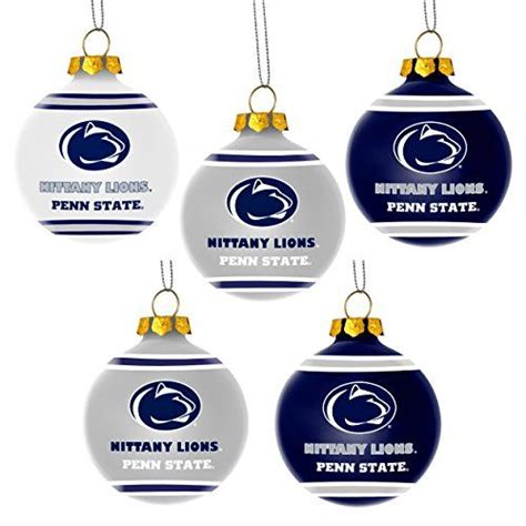 psu annual christmas ornaments penn state nittany lions ornament ncaa ornaments