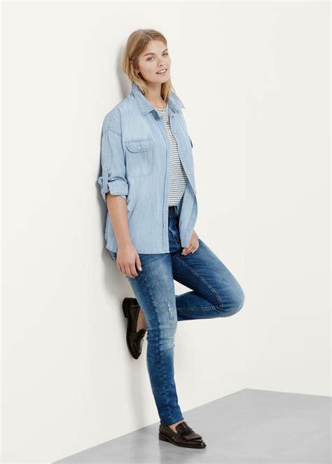 wear skinny jeans  youre  size