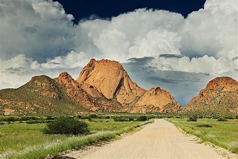 spitzkoppe namibia  juergen ritterbach namib desert
