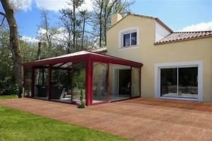 Prix Veranda Alu : veranda aluminium tout sur la veranda en aluminium ~ Melissatoandfro.com Idées de Décoration