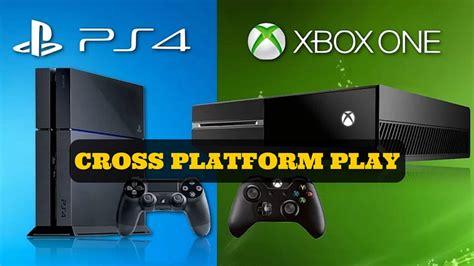microsoft opens xbox   cross platform play  ps
