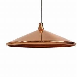 Suspension Filaire Cuivre : altalum suspensions suspension plat cuivre 358 80 ~ Teatrodelosmanantiales.com Idées de Décoration