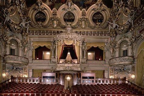 salle garnier opera de monte carlo monaco picture the monte carlo opera salle garnier