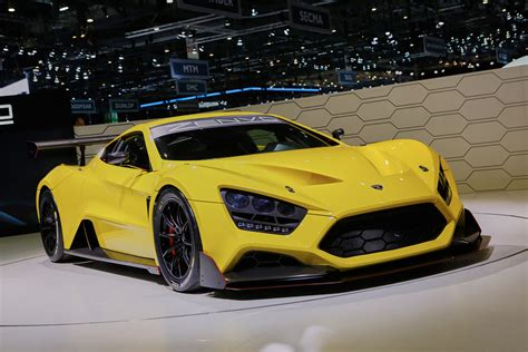 zenvo launches ts supercar   geneva auto show
