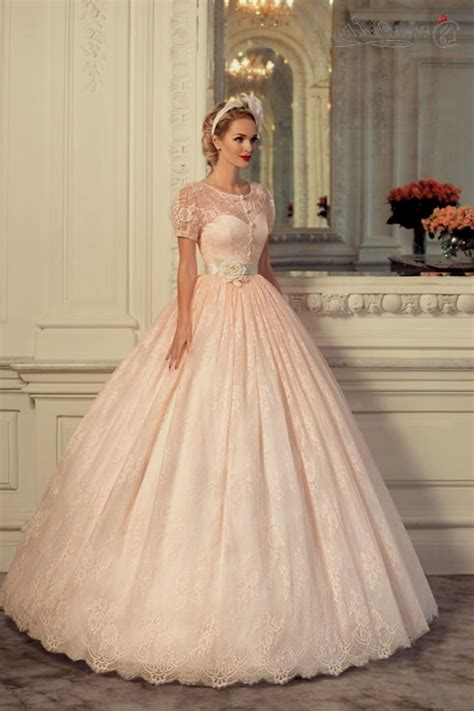 Blush Pink Wedding Dress Naf Dresses