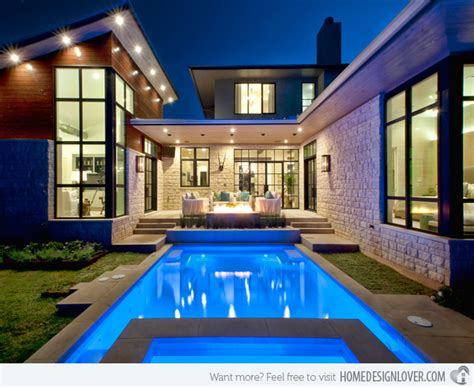 home designs lovely simple home design inside daily home design house 15 lovely swimming pool house designs decoration for house