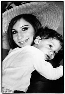 Barbra Streisand and her son Jason | Rarely seen ...