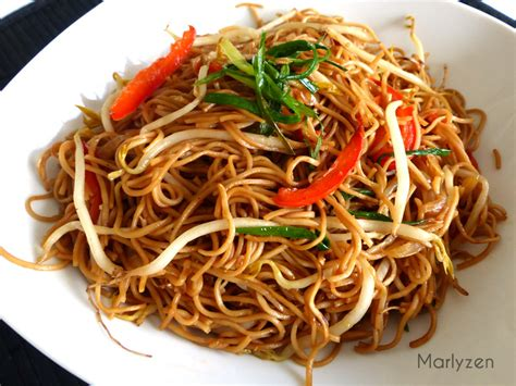 s駱aration vitr馥 cuisine nouilles saut 233 es aux germes de soja blogs de cuisine